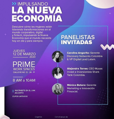 Mujeres Fintech
